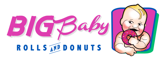 Big Baby Rolls & Donuts - Homepage